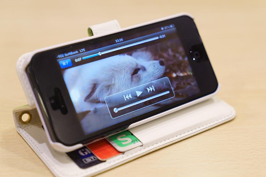 スマホケースiPhone5/5s/SE用